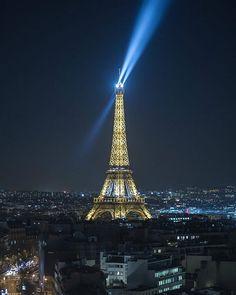 by currentcoast Eiffel_Tower #France