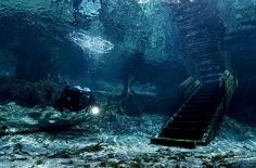 Ginnie Springs, Florida | If you love water [and water sports] make sure you put this place on your list. Crystal clear freshwater springs located in dense woodlands, and the water at a constant 72 degrees year round. This is where I did my cave diving certification but it also offers pretty much every water sport you can think of.