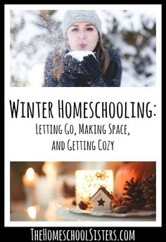 The sisters are talking winter (homeschool) survival in the first episode of Season 2! Listen in to their intentions for the new year (it has a bad word in it, you guys!), how they are keeping a Christmas Break feeling in their homeschools, and ways to br