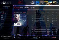 Lovers WordPress Music Player Theme - www.wpchats.com