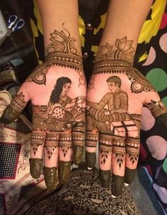 You did not get a chance to buy any accessories to this Raksha Bandhan then worry not, we covered up. Here are 10 Raksha Bandhan mehndi designs that will perfectly fit in place for your missing accessories. Basic Mehndi Designs, Traditional Mehndi Designs, Henna Tattoo Designs Simple, Peacock Mehndi Designs, Henna Art Designs, Dulhan Mehndi Designs, Mehndi Design Photos, Mehndi Patterns, Beautiful Mehndi Design