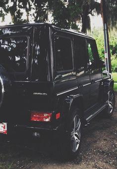One Can Dream Series: My one true love <3 Mercedes G-Wagon