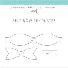 bow template - Cerca con Google