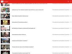 Folioradiante/sueloradiante Cecatherm - YouTube https://www.youtube.com/user/cecatherm Videos sobre el Sistema de calefacción por Folio Radiante Cecatherm.