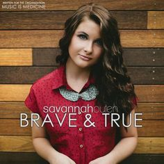 Savannah Outen Brave  True For Charity