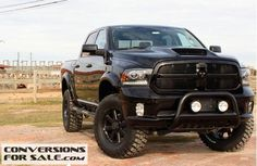 2015 RAM Regency Black Hawk Lifted Truck Showcase Listing