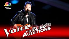 """The Voice 2016 Blind Audition - Nolan Neal: """"Tiny Dancer"""""""