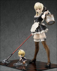 HJ Saber Alter Maid Ver.    a must buy....