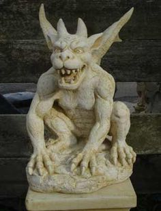 Sandstone gargoyle whitehouse gardens - My most beautiful tattoo list Gargoyle Tattoo, Ghost And Ghouls, Blood Moon, Mythological Creatures, Beautiful Tattoos, Werewolf, Tattoo Images, Picture Tattoos, Wood Carving
