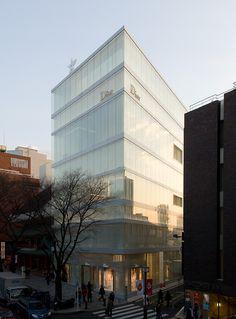 SANAA - Christian Dior Omotesando
