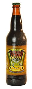 Perfect beer for the winter beer season!  An espresso stout beer! One shot of espresso per beer, it's a win win situation! Our most decorated beer.   In stock.   Place your orders today.