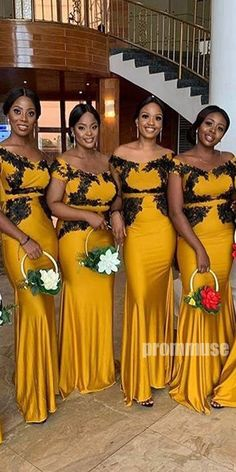 Mermaid Off the Shoulder Long Bridesmaid Dresses – Prom Muse Latest Ankara Dresses, Ankara Dress Styles, African Fashion Dresses, African Dress, Wedding Party Dresses, Bridal Dresses, Sexy Dresses, Dresses With Sleeves, Long Bridesmaid Dresses