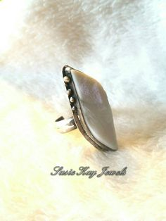 Hey, I found this really awesome Etsy listing at https://www.etsy.com/listing/238277615/fenel-glass-boho-ring