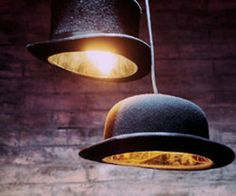 All these cool lamps, and I still need one for my room.