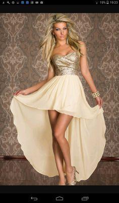 Compra al mejor precio barato online Vestido corto de cola lentejuelas de fiesta  Elegante vestido brillo en el pecho 52e5c0dd4284