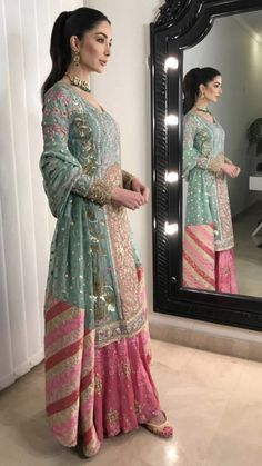 We specialize in customized attires crafted in high quality fabric and craftsmanship. uy Best Designer salwars Styles ,Handmade Customise lehengacholi ideas, Wedding Sarees new Styles And Much Desi Wedding Dresses, Pakistani Wedding Outfits, Party Wear Dresses, Bridal Outfits, Pakistani Dresses, Indian Attire, Indian Outfits, Stylish Dresses, Fashion Dresses