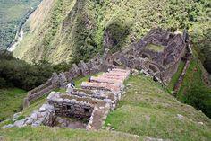 Inca road system....PERU