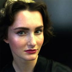 Pat McGrath's makeup at Dolce and Gabbana spring 2014