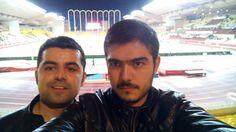 #Fontvieille Match between Monaco and Caen #monaco #caen #stadelouisii by alkan.aykut from #Montecarlo #Monaco