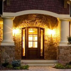 Traditional Exterior Photos Front Door Design, Pictures, Remodel, Decor and Ideas - page 13