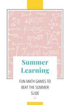 Making Math More Fun - Simple Ways to Enjoy Calculations with your Kids - Simple. Home. Blessings