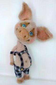 Фантик - Вязаные ребетёнки - Галерея - Форум почитателей амигуруми (вязаной игрушки)