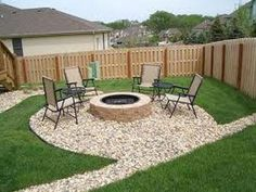 How To Find Backyard Porch Ideas On A Budget Patio Makeover Outdoor Spaces. Upgrading your backyard with a decorative concrete patio is likewise an in. Outdoor Fire, Outdoor Living, Outdoor Areas, Outdoor Benches, Outdoor Stone, Small Backyard Landscaping, Landscaping Design, Backyard Designs, Small Patio