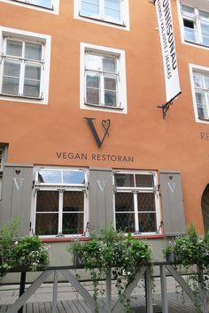 Tallinn, V Restaurant