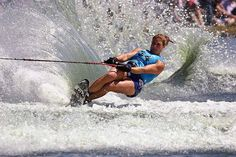 Water skiing. . . done it and it was awesome :))