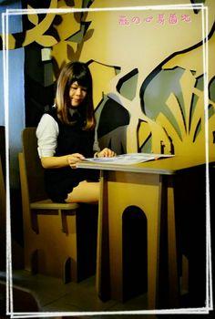 薇の心房園地: 檳城美食: 创意环保咖啡馆~ RainHill  Enterprise