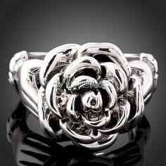 blumen-legierung-ring-in-retro-stil