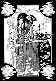 Xxxholic, Classic Comics, Snow Queen, Clamp, Inktober, Manga Anime, Supernatural, Black And White, Artwork