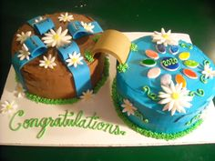 Girl Scout cake!