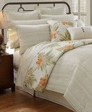 Tommy Bahama Abacos Island Bisque Euro European Pillow Sham