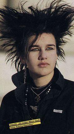 80s German Goth Vintage Goth, Victorian Goth, 80s Goth, Punk Goth, Alternative Outfits, Alternative Fashion, Party Looks, Dark S, Wie Macht Man