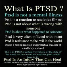 "Ptsd Quotes 45 Likes 5 Comments  Unbroken_Warriors_Ptsd On Instagram ""June"
