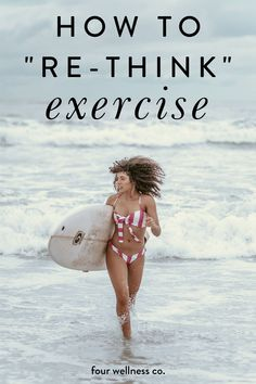 5 Tips to Re-Think Exercise | Exercise For Beginners