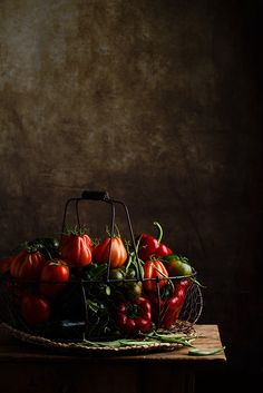 Vegetables by Raquel Carmona