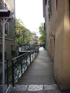 Vieille Ville, Annecy, France