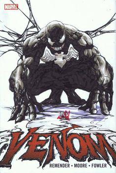 Venom by Andie Tong