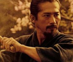 "Hiroyuki Sanada - ""Musashi"" -- Westworld season 2"