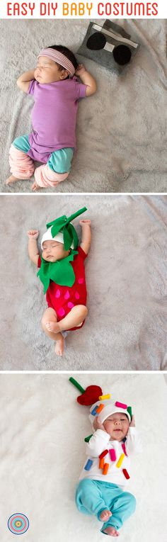Easy DIY baby costumes start with super soft Primary.com basics. Just add simple accessories and you have easy, cozy costumes for baby! Primary is the new go-to for baby and kids solid basics in awesome colors and super soft fabrics, all under $25. For Halloween and always. Enjoy 25% off your first order with code PIN25PCT.