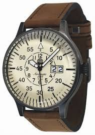 Shop Aeromatic 1912 Military Flier watch Bigdate function ✓ free delivery ✓ free returns on eligible orders. Retro Watches, Online Watch Store, Chronograph, Fashion Accessories, Military, Mens Fashion, Camping Hacks, Images, Germany