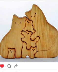 This is the cutest cat puzzle I've come across!