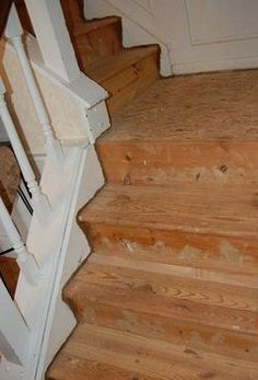 Great Replacement Stair Treads : Stair Treads. During Image