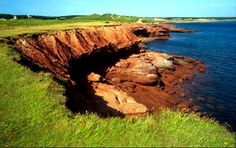 Prince Edward Island.  An Anne of Green Gables Fantasy.