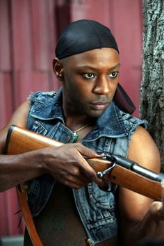 One of my favorite characters on True Blood ... Lafayette... What would the books have been like if......