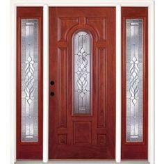 27 Stained Glass Door Ideas Fiberglass Door Exterior Doors Prehung Doors