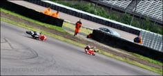 July 2012 ThundersportGB.    From Matt Beard [@PhoenixPhotos]  Bikes and rain dont mix! #ThunderSport @RockinghamUK
