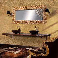 """Double Washstand """"Elie"""" #02 http://www.classic-bad.de 5498eur"""